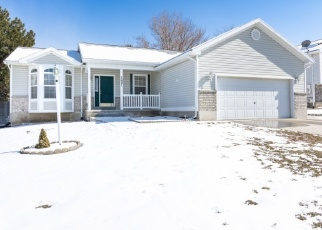 Pre Foreclosure in Salt Lake City 84128 S FEULNER DR - Property ID: 1297527472