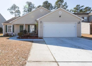 Pre Foreclosure in Myrtle Beach 29579 WEEPING WILLOW DR - Property ID: 1297922522