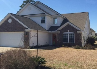 Pre Foreclosure in Conway 29526 WYNFORD DR - Property ID: 1297952753