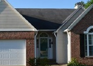 Pre Foreclosure in Simpsonville 29680 TWIN FALLS DR - Property ID: 1298012305