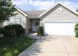 Pre Foreclosure in Belleville 62221 SMOKEHOUSE WAY - Property ID: 1298135376