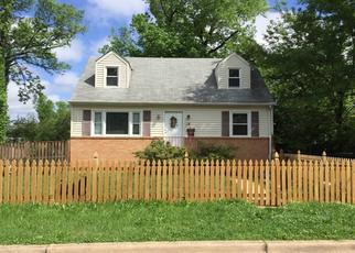 Pre Foreclosure in College Park 20740 SEMINOLE ST - Property ID: 1298166928
