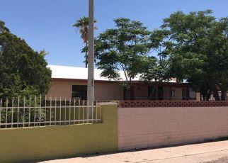 Pre Foreclosure in Tucson 85756 W CALLE LERDO - Property ID: 1298184881