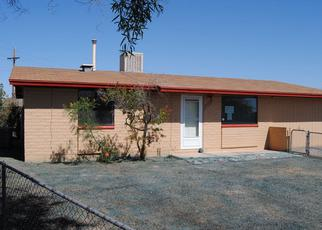 Pre Foreclosure in Tucson 85746 W CALLE CISNE - Property ID: 1298192760