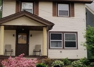 Pre Foreclosure in Cleveland 44111 FORTUNE AVE - Property ID: 1298740661