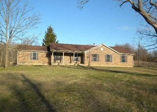 Pre Foreclosure in Georgetown 45121 WHITE OAK VALLEY RD - Property ID: 1298769567