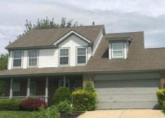 Pre Foreclosure in Fishers 46037 RED TAIL DR - Property ID: 1298869871