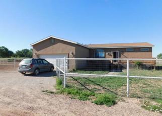 Pre Foreclosure in Los Lunas 87031 THOMPSON LN - Property ID: 1299071775