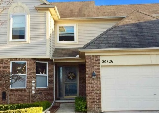 Pre Foreclosure in Macomb 48044 KENMARE DR - Property ID: 1299366974