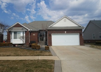 Pre Foreclosure in Macomb 48042 WINGATE DR - Property ID: 1299371339