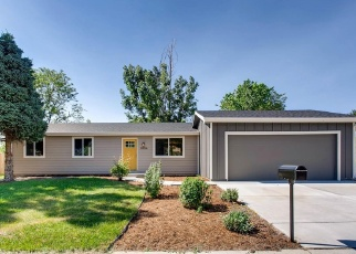 Pre Foreclosure in Arvada 80005 W 75TH WAY - Property ID: 1299633245