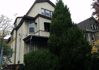 Pre Foreclosure in Newark 07106 SANDFORD AVE - Property ID: 1299831658