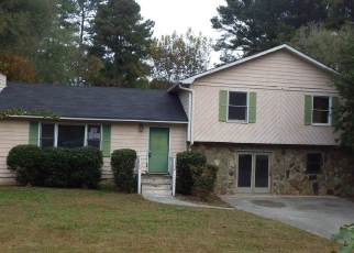 Pre Foreclosure in Snellville 30078 LITCHFIELD RD - Property ID: 1299937198