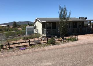 Pre Foreclosure in Tombstone 85638 E MOUNTAIN VIEW RD - Property ID: 1300254295