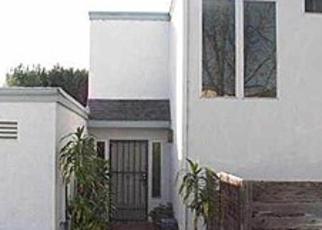 Pre Foreclosure in Chula Vista 91911 MAPLE DR - Property ID: 1300427289