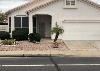 Pre Foreclosure in Surprise 85378 N COYOTE LAKES PKWY - Property ID: 1300482933