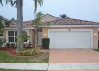 Pre Foreclosure in Hollywood 33029 SW 181ST WAY - Property ID: 1300526278
