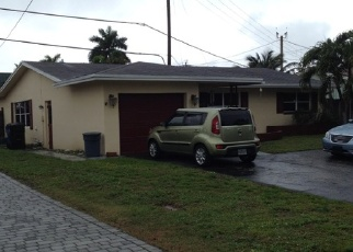 Pre Foreclosure in Fort Lauderdale 33309 NW 20TH TER - Property ID: 1300545554