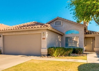 Pre Foreclosure in Chandler 85286 W KINGBIRD DR - Property ID: 1300647152