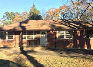 Pre Foreclosure in Anderson 29625 AZALEA DR - Property ID: 1300667302