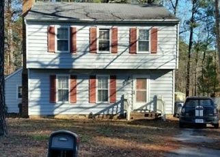 Pre Foreclosure in Chesterfield 23832 LAUGHTON CT - Property ID: 1301093907