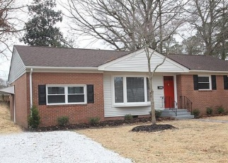 Pre Foreclosure in Petersburg 23805 FORT RICE ST - Property ID: 1301095652