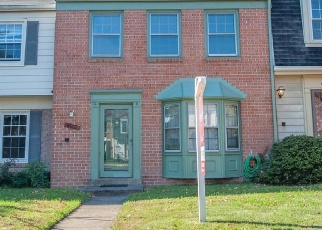 Pre Foreclosure in Alexandria 22310 YADKIN CT - Property ID: 1301182359