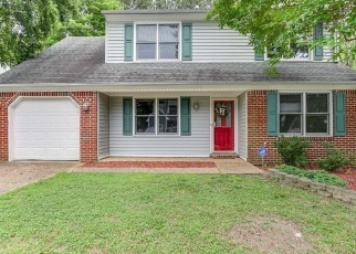 Pre Foreclosure in Newport News 23608 KENTWELL CT - Property ID: 1301255510