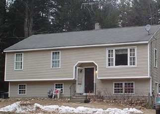 Pre Foreclosure in Winchendon 01475 RIVER ST - Property ID: 1301290547