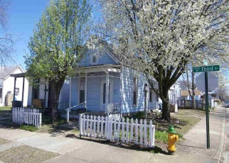 Pre Foreclosure in Evansville 47710 N 3RD AVE - Property ID: 1301307631