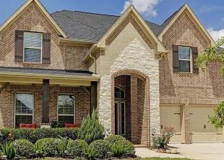 Pre Foreclosure in Richmond 77407 SONTERRA LN - Property ID: 1301562527