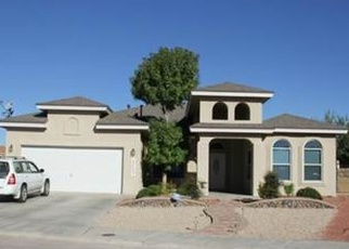Pre Foreclosure in El Paso 79928 PASEO DE VIDA DR - Property ID: 1301620784