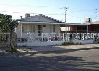 Pre Foreclosure in El Paso 79915 S CAROLINA DR - Property ID: 1301667645