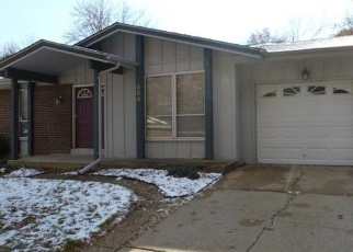 Pre Foreclosure in Ballwin 63021 ARBORWOOD DR - Property ID: 1302296121