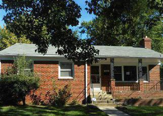 Pre Foreclosure in District Heights 20747 INSEY ST - Property ID: 1302395556