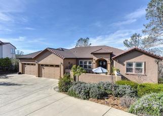 Pre Foreclosure in Auburn 95602 CADDIE CT - Property ID: 1302411315