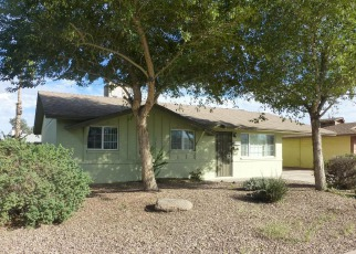 Pre Foreclosure in Chandler 85225 N PLEASANT DR - Property ID: 1302432339