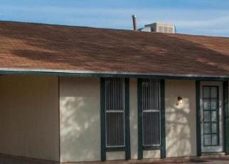 Pre Foreclosure in Tucson 85746 W VEREDA AMARILLO - Property ID: 1302473513