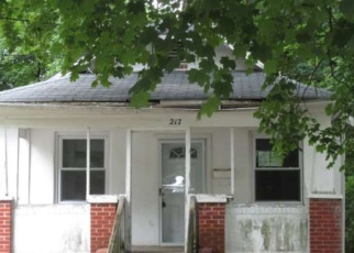 Pre Foreclosure in Williamstown 08094 OAK ST - Property ID: 1302697763
