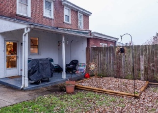 Pre Foreclosure in Norristown 19401 E MOORE ST - Property ID: 1302778335