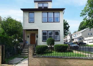 Pre Foreclosure in Newark 07106 SILVER ST - Property ID: 1302855877