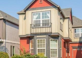 Pre Foreclosure in Beaverton 97078 SW ZABACO TER - Property ID: 1303048573