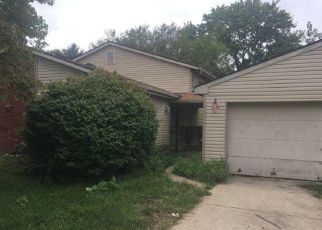 Pre Foreclosure in Groveport 43125 WHETSTONE DR - Property ID: 1303206687