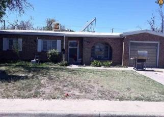 Pre Foreclosure in Hobbs 88240 N GULF ST - Property ID: 1303445823