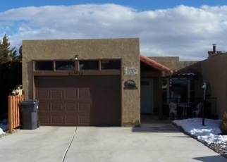 Pre Foreclosure in Rio Rancho 87124 DIEZ Y OCHO CT SE - Property ID: 1303446244