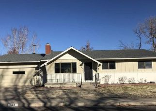 Pre Foreclosure in Carson City 89703 CARROLL DR - Property ID: 1303508892