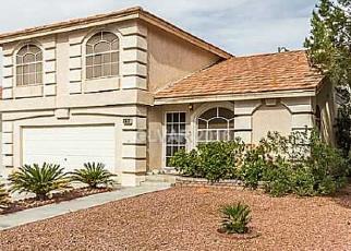 Pre Foreclosure in Las Vegas 89123 SILVER MINE ST - Property ID: 1303510190