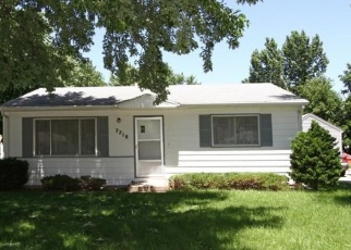 Pre Foreclosure in Lincoln 68507 LOGAN AVE - Property ID: 1303522458