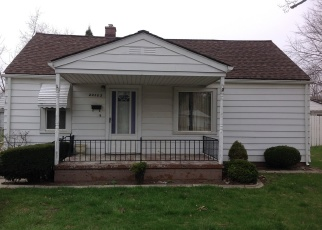 Pre Foreclosure in Warren 48089 PINGREE AVE - Property ID: 1303955170