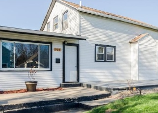 Pre Foreclosure in Cedar Rapids 52404 15TH AVE SW - Property ID: 1304480752